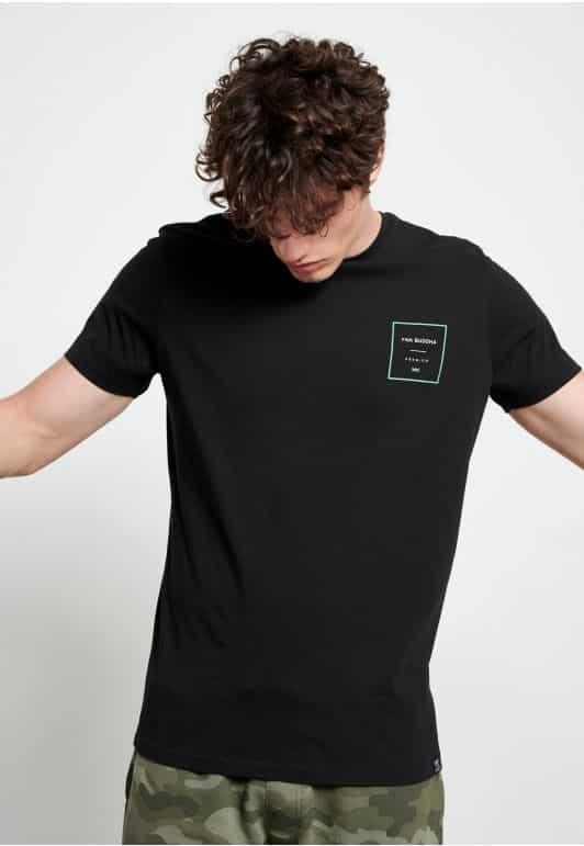 Τ-shirt με τύπωμα από οργανικό βαμβάκι