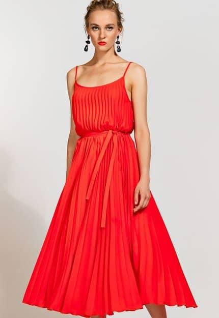 Φόρεμα πλισσέ