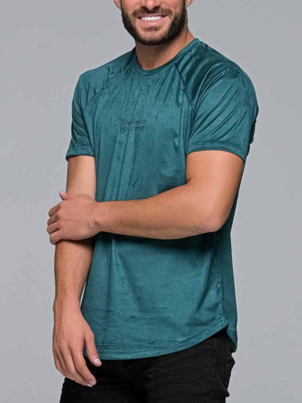T-shirt Alcantara